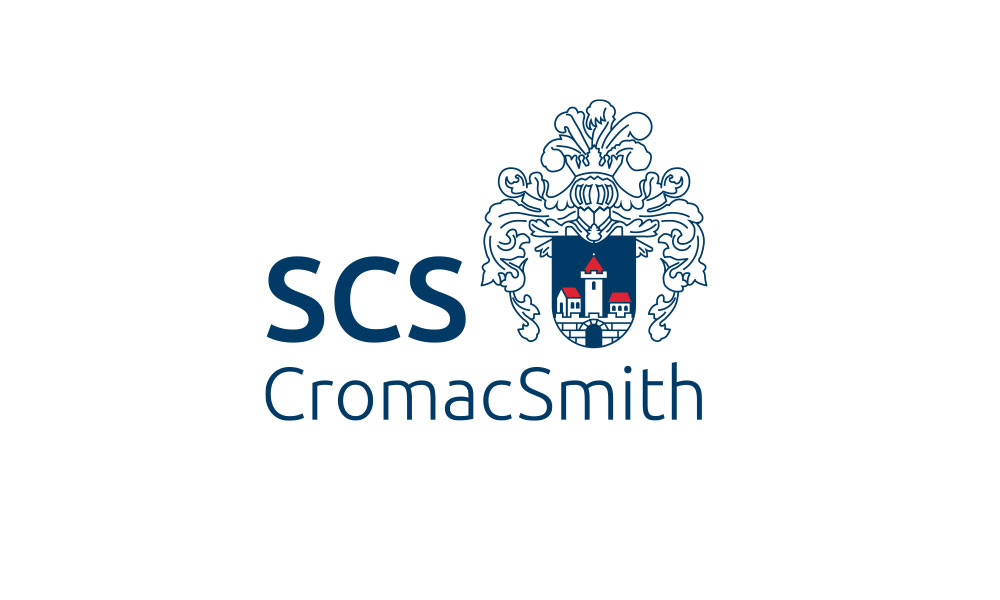 SCS Cromac Smith - Logo für ein internationales Handelsunternehmen
